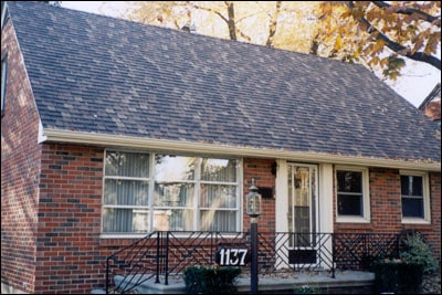 Roofing / Eavestroughing