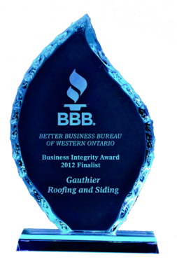 Gauthier BBB award Image