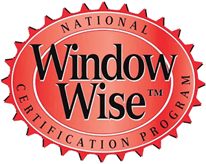 Window Wise Certification Badge