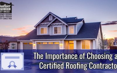 The Importance of Choosing A Certified Roofing Contractor