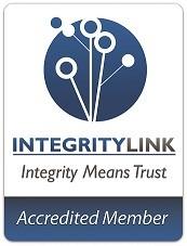 Integrity link logo