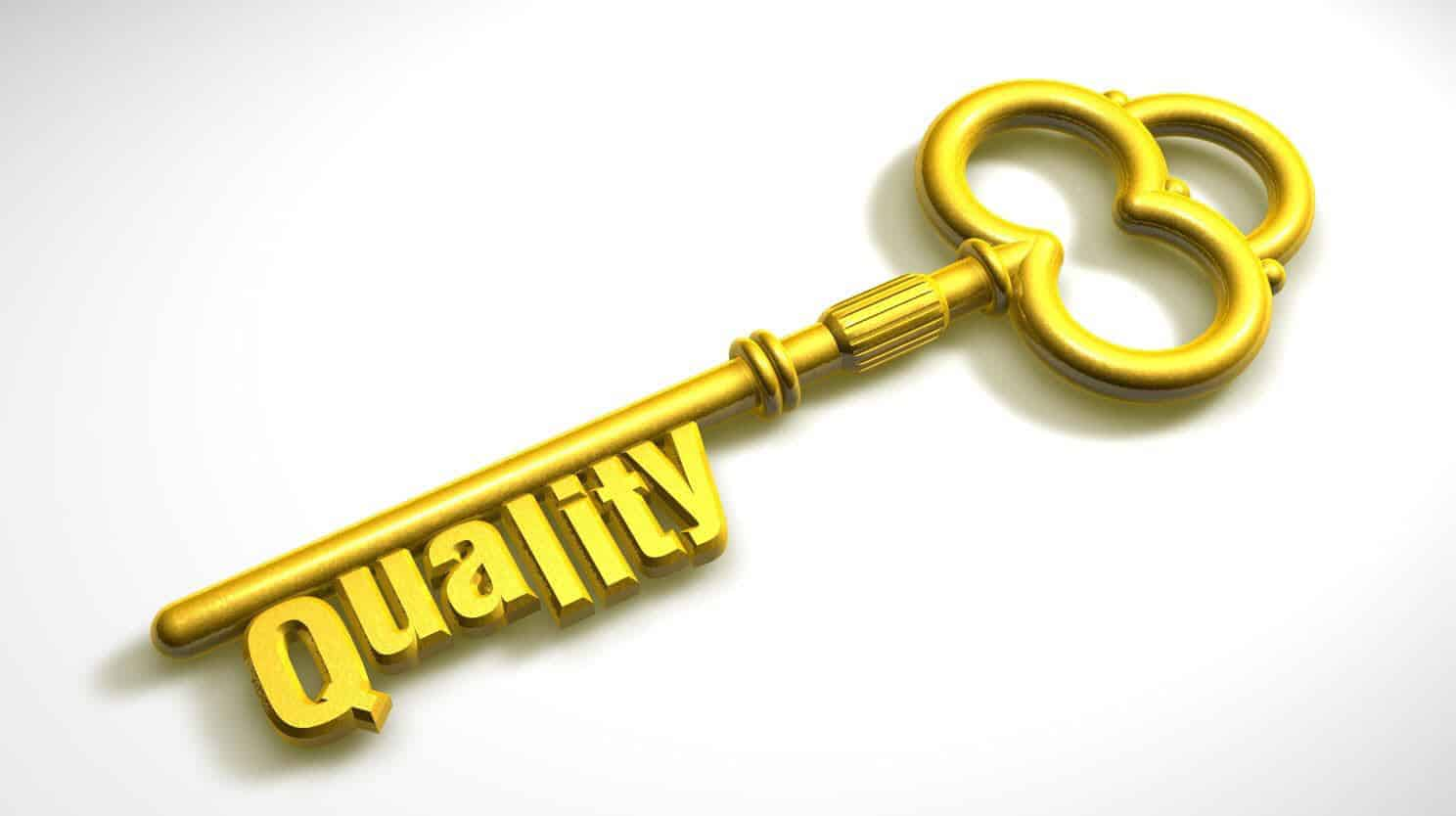 Blog Content - Keys to Quality For Your New Roof Image