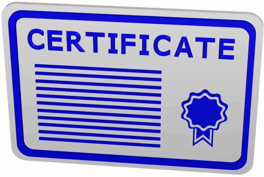 Blog Content - Roofing Manufacturer Certifications Image