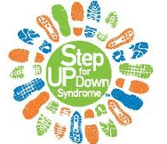step up for down syndrome logo