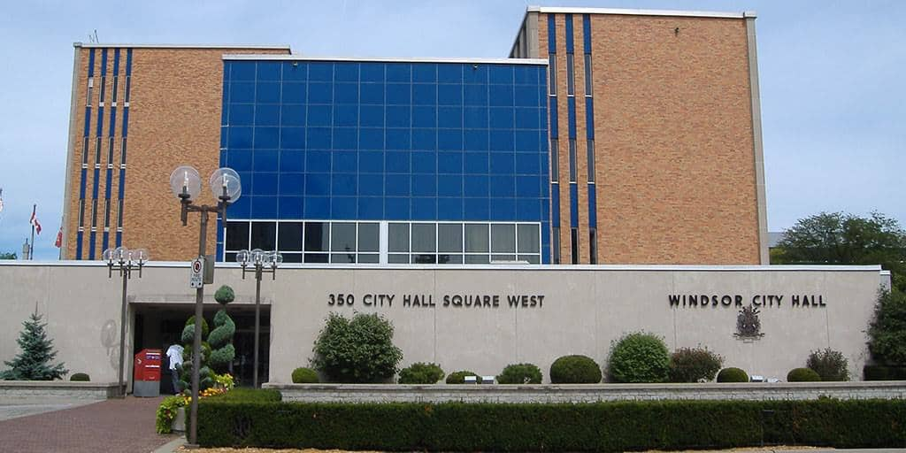 Roofing Windsor Resources - City Hall image